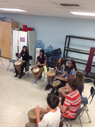 Drumming7