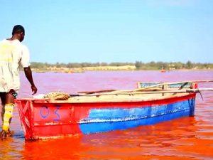 Lake Retba (Pink Lake)