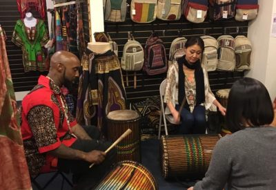 Weekly Drum Class - KB